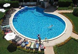 Apartment in Sunny Beach, Bulgaria: Pool