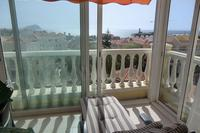 Apartment in Spain, Golf del Sur: Lovely views from the balcony