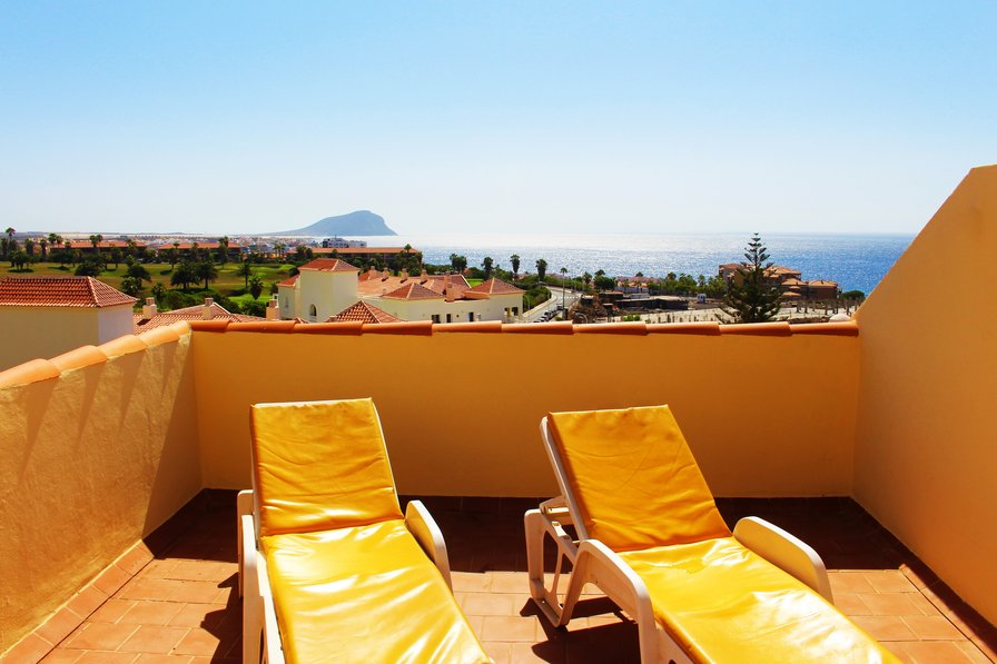 Owners abroad 81037 - Ocean Golf -1 bed - Private roof terrace!!