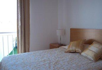 Apartment in Portugal, Cabanas De Tavira: Double Bedroom