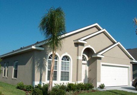 Villa in Glenbrook Resort, Florida: Front of Villa