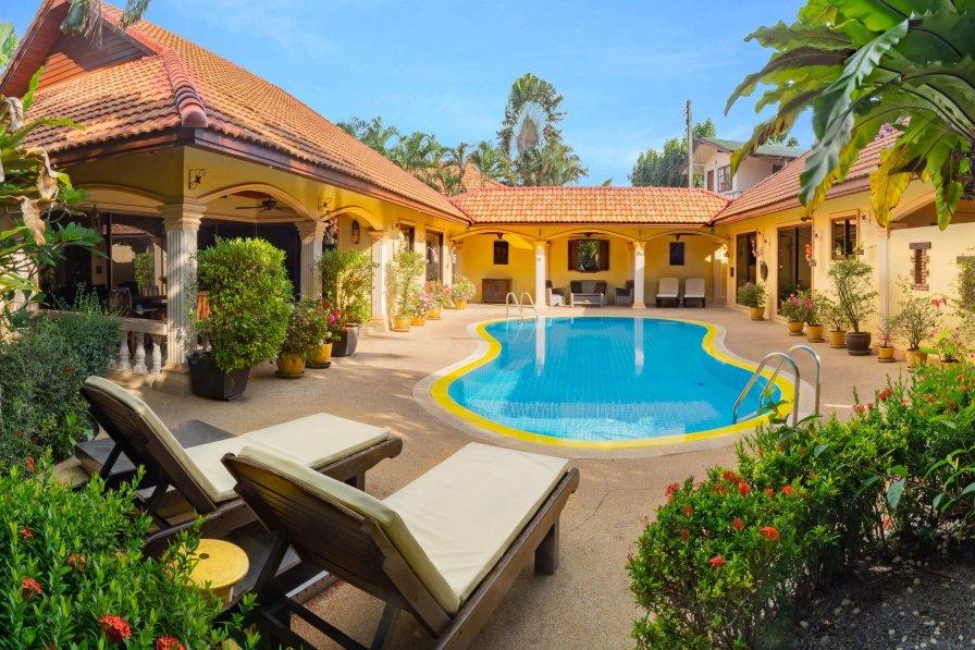 Villa in Thailand, Rawai