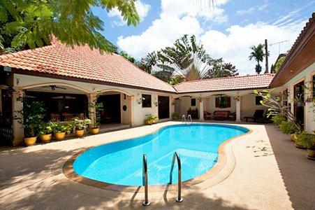 "Owners abroad ""The Coconuts Villa"" Superior 3 Bedroom Private Pool Villa"