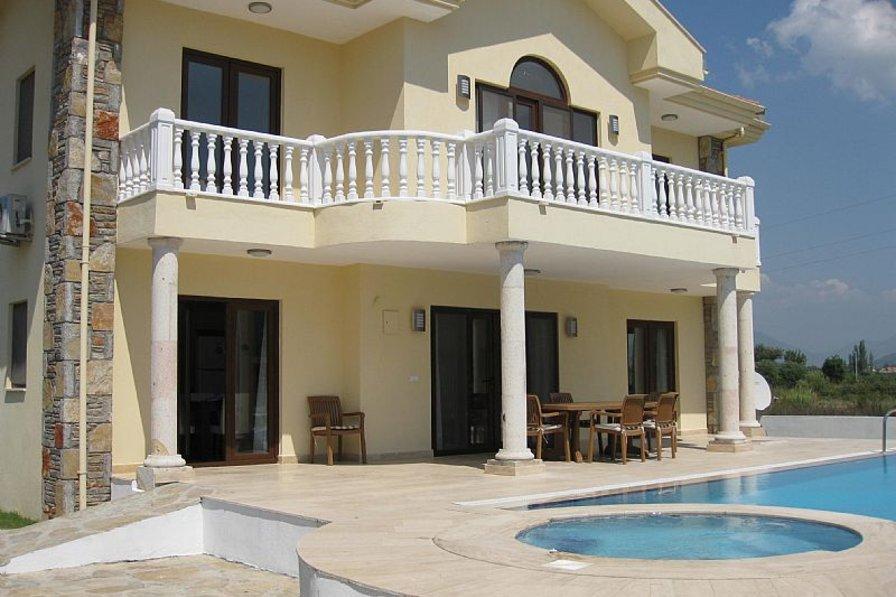 Villa in Turkey, Dalyan: Villa Yasemin - Private villa sleeping 8