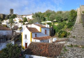 Obidos Castle Holiday House