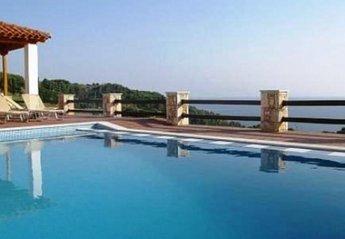 Villa in Greece, Alonissos: Pool