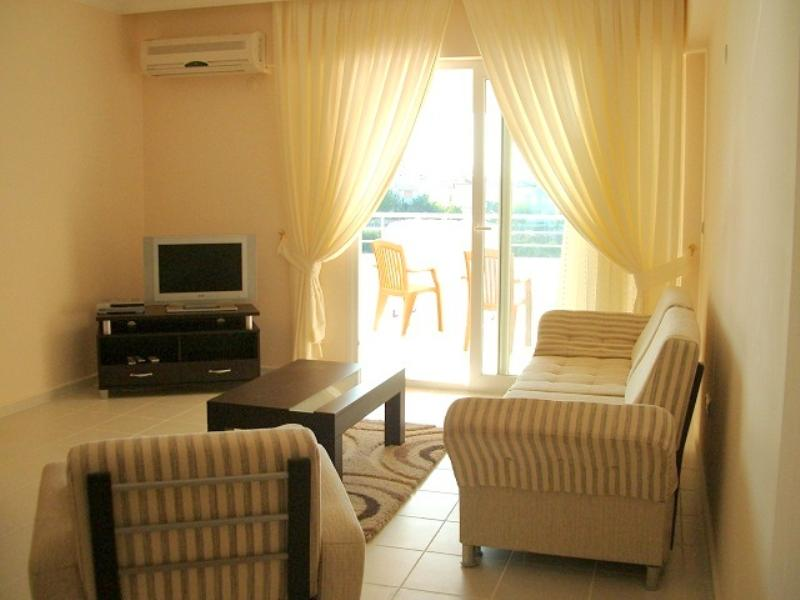 Apartment in Turkey, Didim: Lounge
