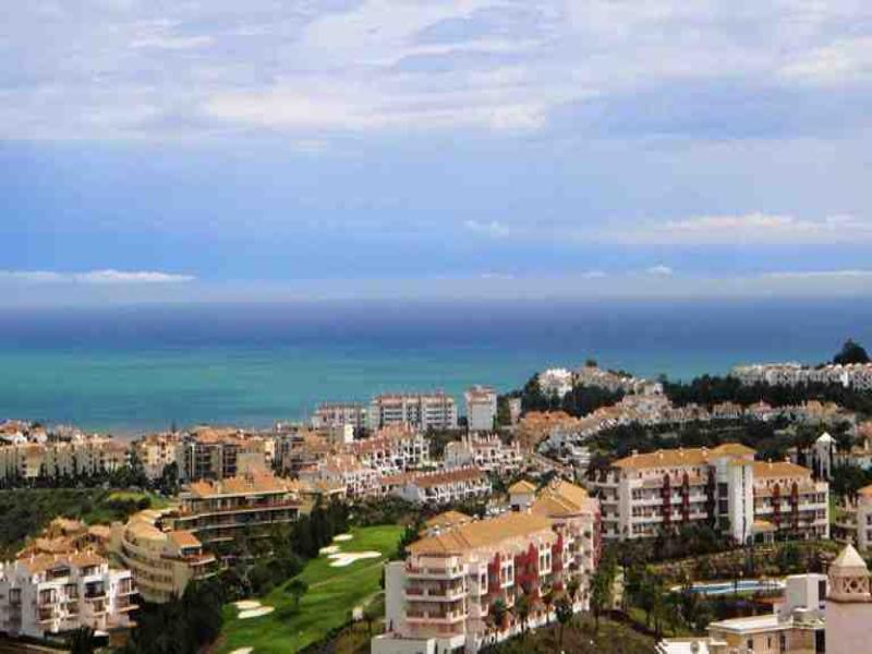 Villa in Spain, Riviera del Sol: Views