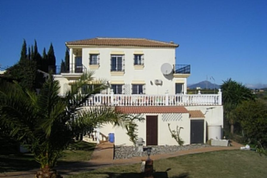 Villa in Spain, Alhaurín el Grande: The villa
