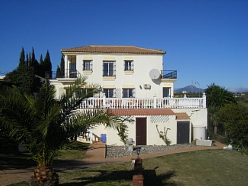 Villa in Spain, Alhaurin el Grande: The villa