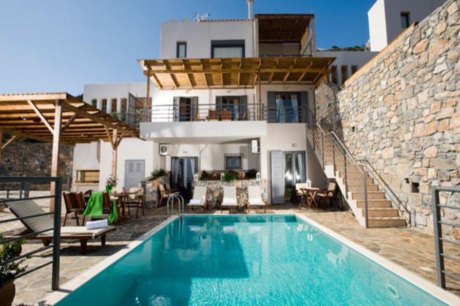 Crete Luxury Villa Complex