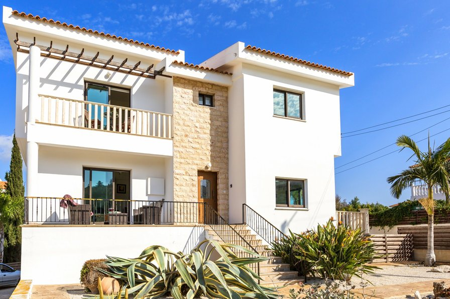 Owners abroad Villa Athena - Luxury & Spacious 3 Bedroom Villa with Large Pool