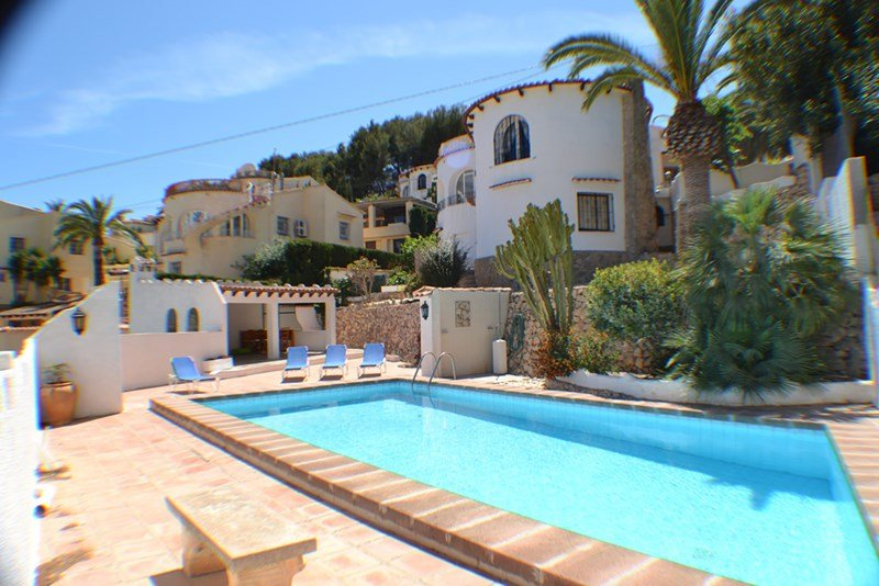 Owners abroad Casa les Delphins (3 bed villa, third bedroom in seperate annex)