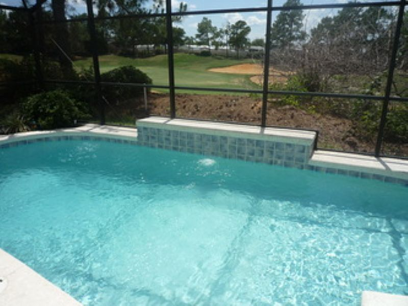 Villa in USA, Southern Dunes: Pool