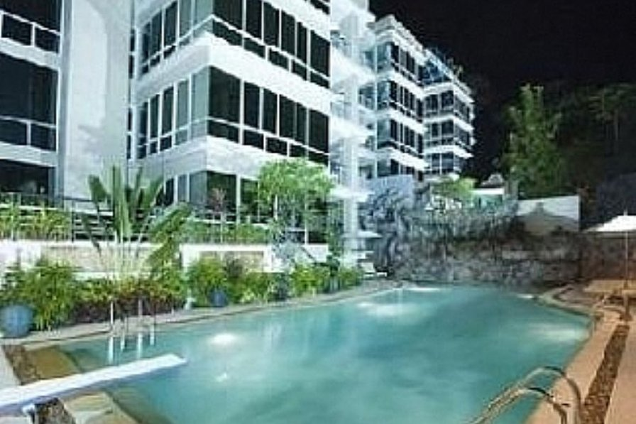 Apartment in Thailand, Phuket: Exterior