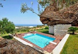 Crete - Rethymno - Villa Byron - 6+2 pax