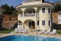 Villa in Turkey, Dalaman: Front of Villa