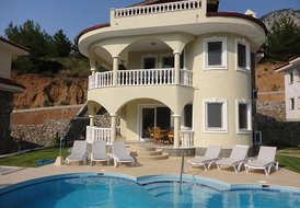 Luxury 4 Bed Detached Villa in Dalamans Secret Valley