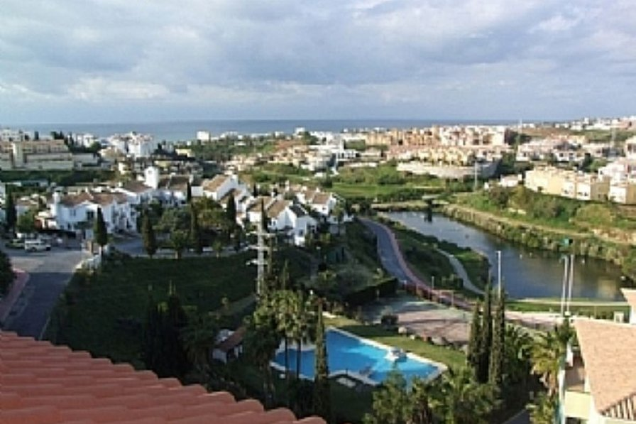Penthouse apartment in Spain, Riviera Del Sol - Fase IV: View from balcony