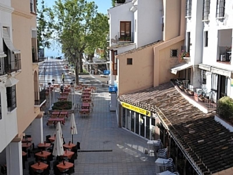 Apartment in Spain, Malaga to Nerja: Exterior