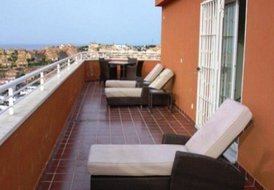 Stunning 2 bed Penthouse with panoramic views in Mijas Costa