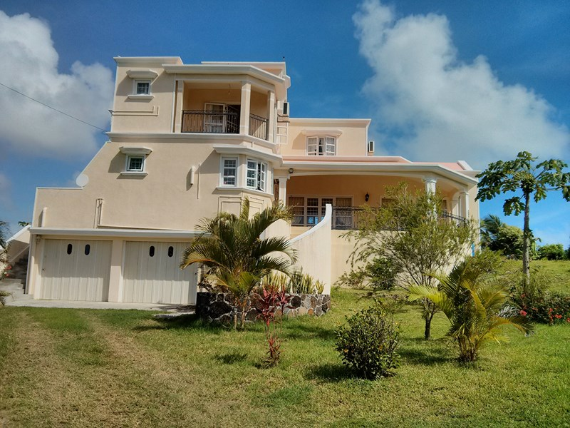 Villa in Mauritius, Flacq: Front of house
