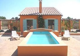 Countryside small Villa near Rome (La Cascina)
