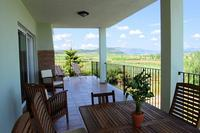 Villa in Spain, Turis: Beautiful views from a large terrace
