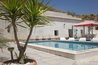 Village_house in Spain, Altiplano: Pool and Terrace