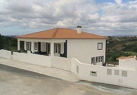 Stunning villa with private pool in Silver Coast, Portugal