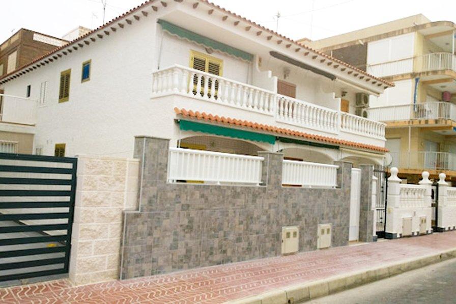 House in Spain, Santa Pola: Patri's wedding