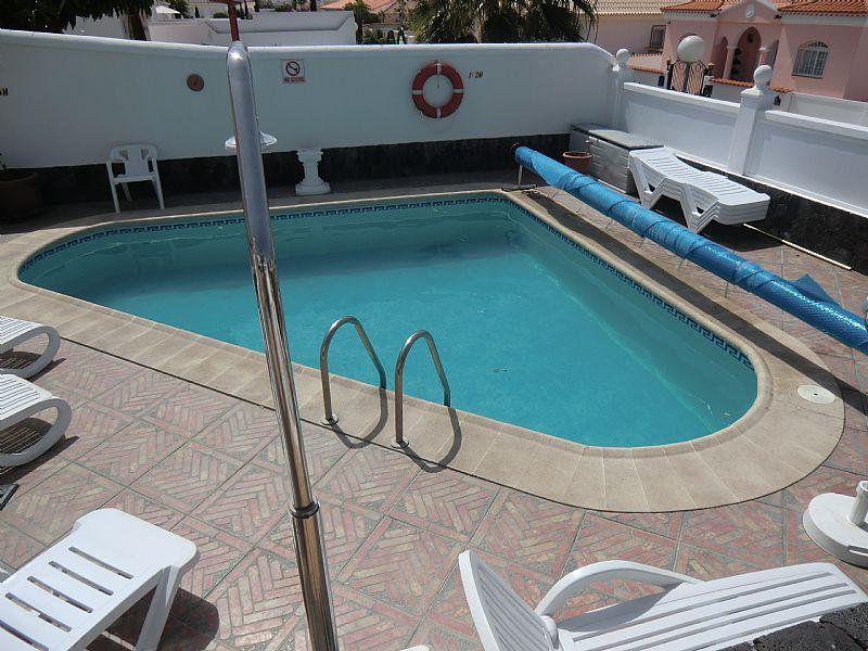 Villa in Spain, Callao salvaje: Pool