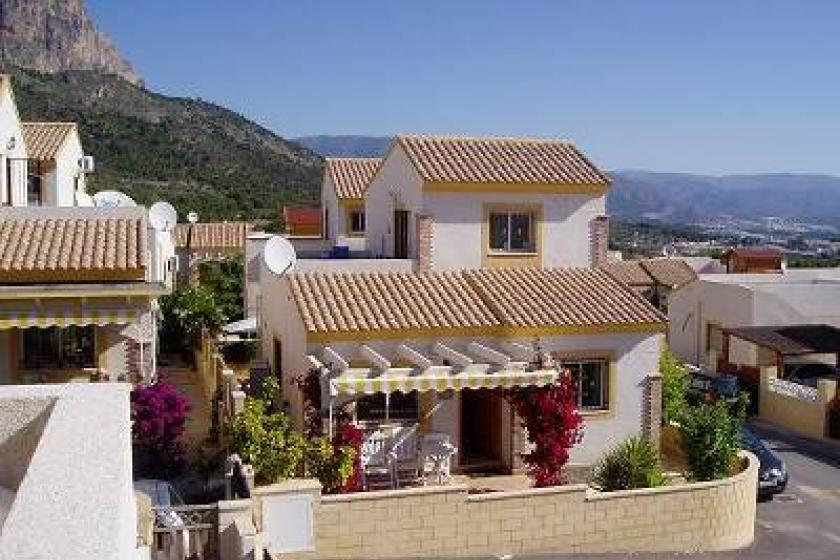 Benidorm 3 Bed Superior Villa.