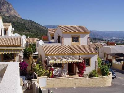 Owners abroad Benidorm 3 Bed Superior Villa.