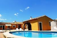 Villa in Spain, Jalon / Jalon Valley: Villa Pla (Jalon, Alicante)