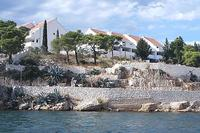 Apartment in Croatia, Milna: Seaside Village above Vlaska Marina