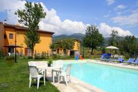Apartment in Italy, Pian di Scò: pool and farmhouse