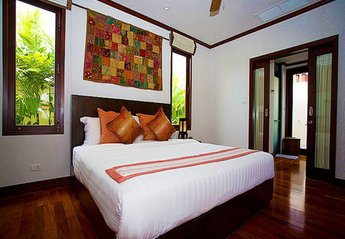 Villa in Thailand, Surin beach