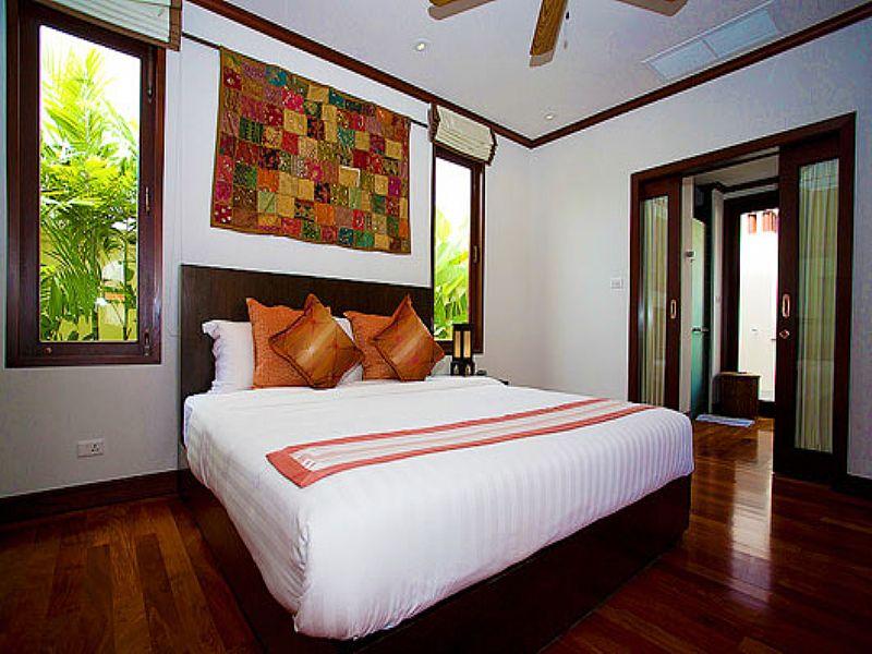 Villa in Thailand, Surin beach