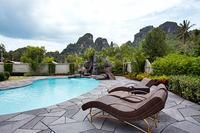 Villa in Thailand, Klon muang