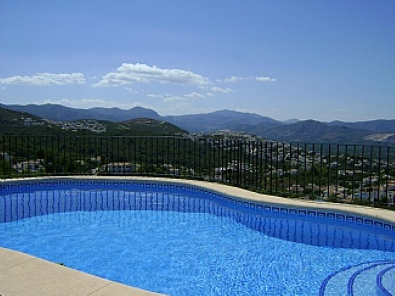 Villa in Spain, Costa Blanca - Alicante: Pool