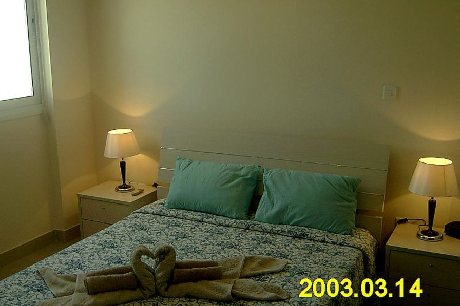Apartment in Cyprus, Kiti village: Double Bedroom