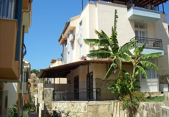 Villa in Turkey, Ladies Beach: Villa Aysu  Ladies Beach Area