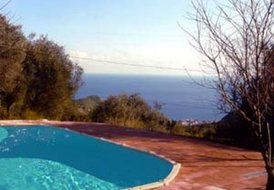 Taormina - Villa The Olive Press - 4 + 3 pax