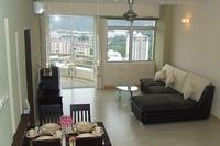 Apartment in Malaysia, Tanjung Bungah: Living Area