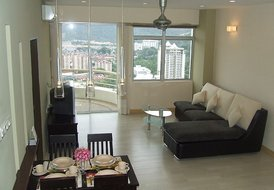 Coastal Tower Condo 22nd Floor