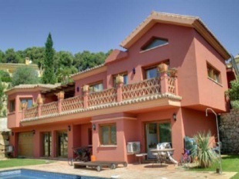 Villa in Spain, Las Chapas: Exterior of Villa