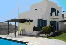 3 bedroom villa in Rhodes - Pefkos