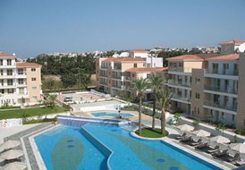 Two bedroom (sleeps 6) apartment on Elysia Park Resort, Kato Paphos