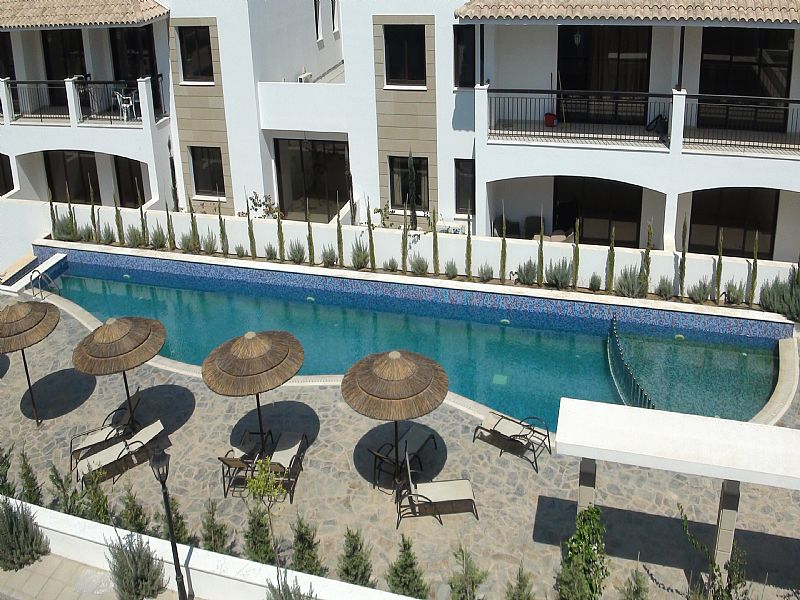 Apartment in Cyprus, Tersefanou: Swimming Pool